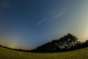 ISS dans le ciel - Dijon - 11/08/2015 - Creative Commons BY-NC - Grég(ory) Viénot - @ArtificeBoy
