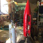 corp fusée tintin